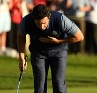 rory bows ryder cup